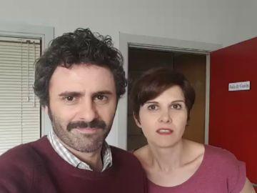La porra de Isabel Naveira y Xúlio Abonjo para la final de la Champions