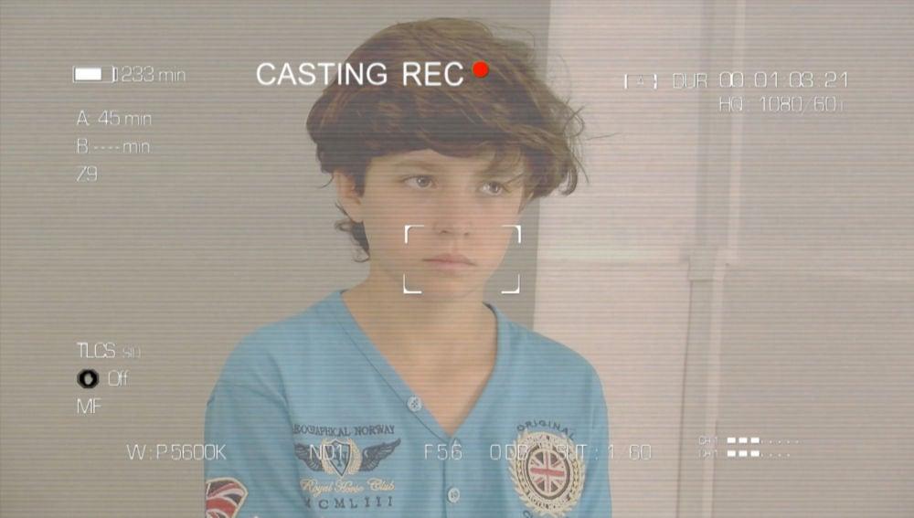 El casting con el que Hugo Arbués consiguió el papel protagonista