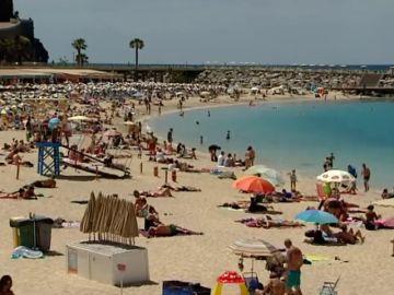 Las pernoctaciones hoteleras bajan un 8,1% en abril por la Semana Santa