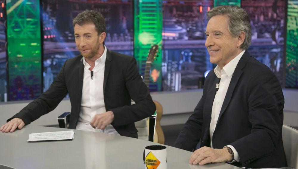 La entrevista completa de Pablo motos con Iñaki Gabilondo en 'El Hormiguero 3.0'