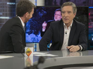La pregunta que Iñaki Gabilondo le haría actualmente a Mariano Rajoy