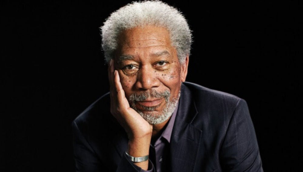 El actor Morgan Freeman