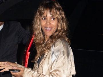 Halle Berry en Nueva York