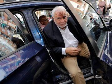 El exdirector de la Policía y expresidente de Les Corts, Juan Cotino