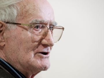 El superviviente del campo de exterminio nazi, José Manuel García Peruyera