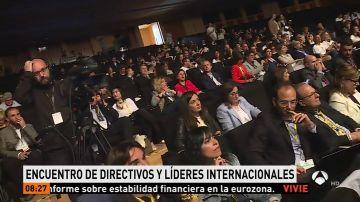 Este jueves continúan las sesiones del MABS en Madrid, el gran encuentro de directivos con líderes internacionales