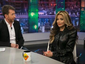 La Toya Jackson comparte en 'El Hormiguero 3.0' cómo fue para ella la noticia de la muerte de Michael Jackson
