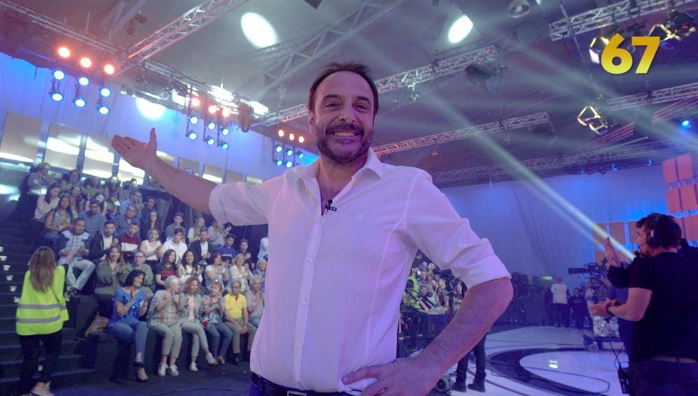 Las 67 preguntas para conocer mejor a Roberto Vilar