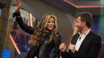 'Finger tutting', un caleidoscopio manual en 'El Hormiguero 3.0'