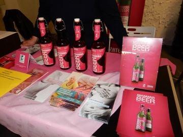 Cerveza para mujeres con cáncer de mama