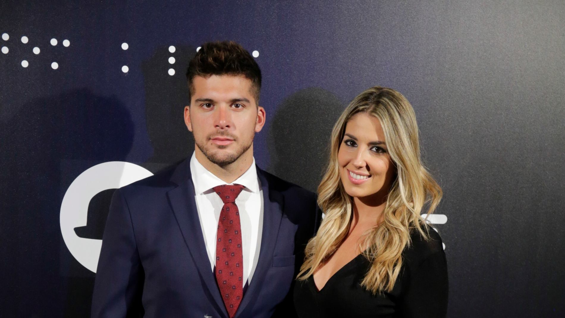 Cristian Toro y Susana Salmerón