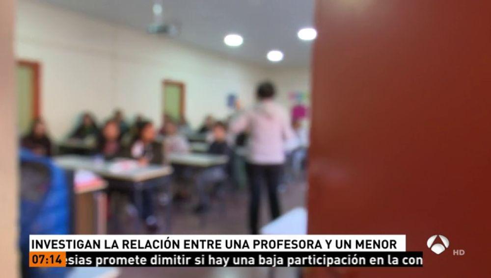 Un colegio de Gijón aparta a una profesora ante la sospecha de que mantuvo relaciones sexuales con un alumno
