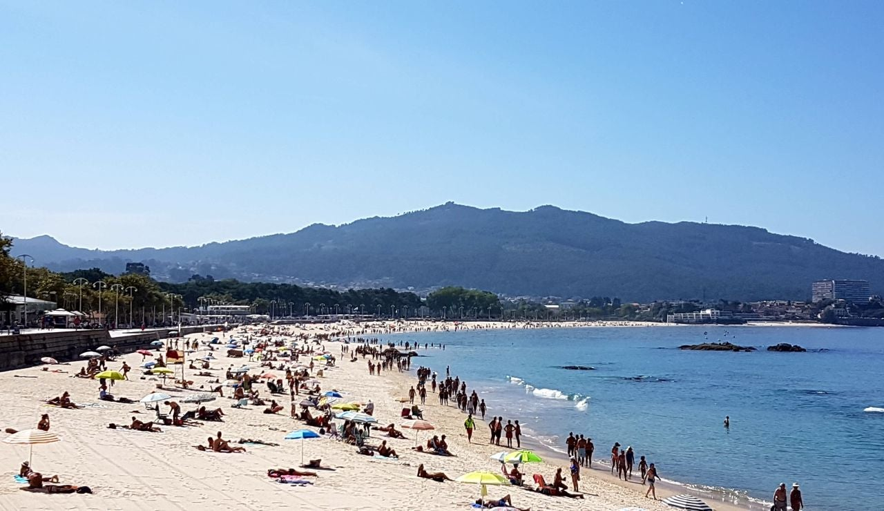 Playa de Samil (Vigo)