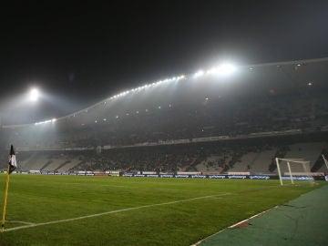 El estadio olímpico Ataturk