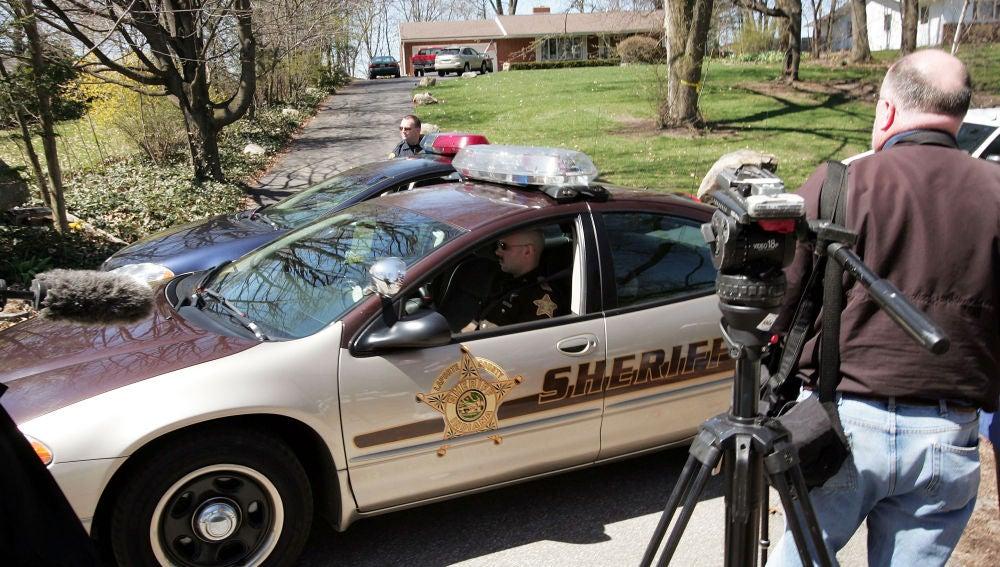 Policía de Indiana