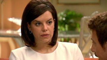 Marta se queda sin palabras con la confesión de Durán