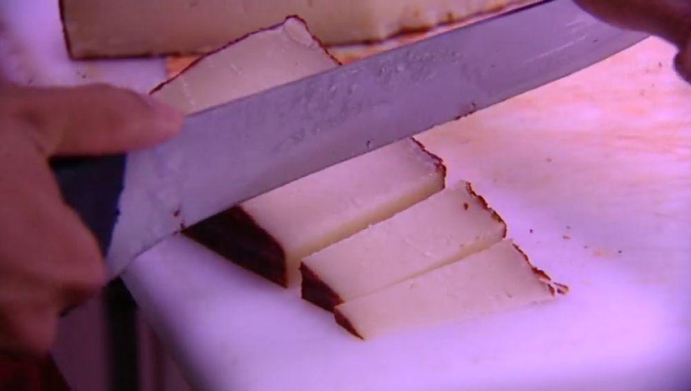 Un queso de Fuerteventura, catalogado el mejor del mundo