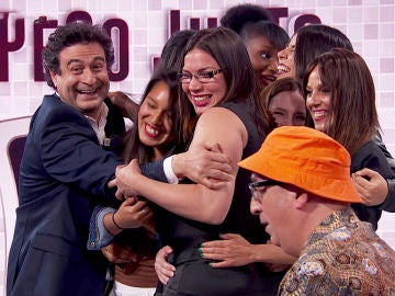 Anna Simon reta a Pepe Rodríguez y Roberto Vilar a 'El peso justo'