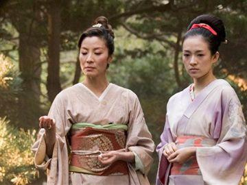 Fotograma de 'Memorias de una geisha'