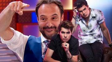 Roberto Vilar confiesa que nunca más invitará a los 'Gemeliers' a un programa de televisión
