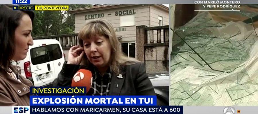 Antena 3 tv los vecinos de tui conmocionados tras la for Papel pintado de los 70