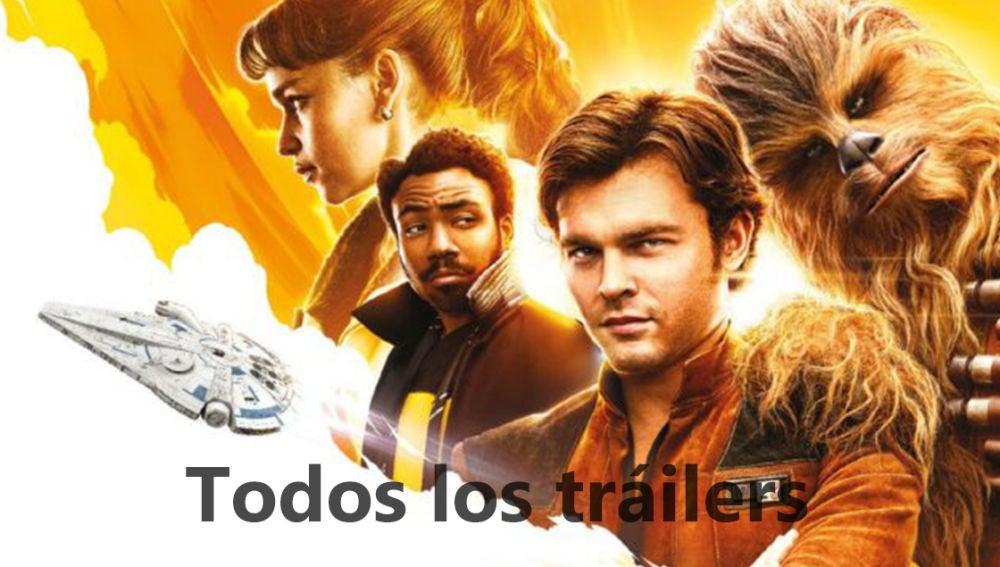 'Han Solo: Una historia de Star Wars'