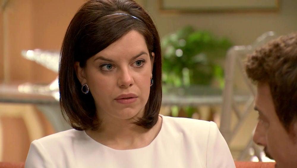 Marta se queda sin palabras ante la confesión de Durán