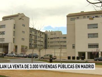 Anulan la venta de 3.000 viviendas públicas en Madrid