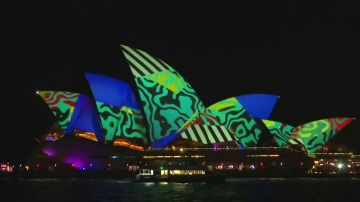 Esculturas digitales para la Ópera de Sidney