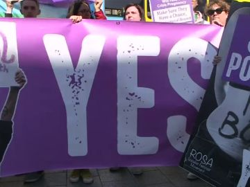 Irlanda vota la despenalización del aborto