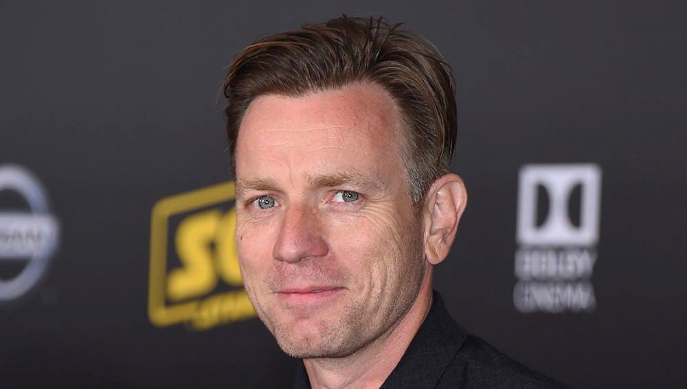 Ewan McGregor en la premiere de 'Han Solo: Una historia de Star Wars'