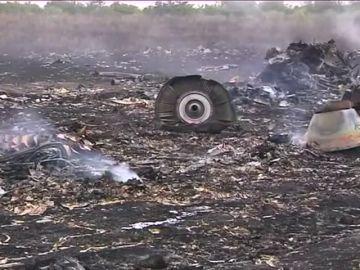 Una investigación internacional determina que un misil ruso derribó el avión malasio en Ucrania con casi 300 ocupantes