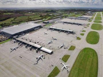 Aeropuerto Stansted de Londres