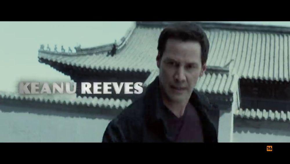 El Peliculón estrena 'El poder del Tai Chi' con Keanu Reeves
