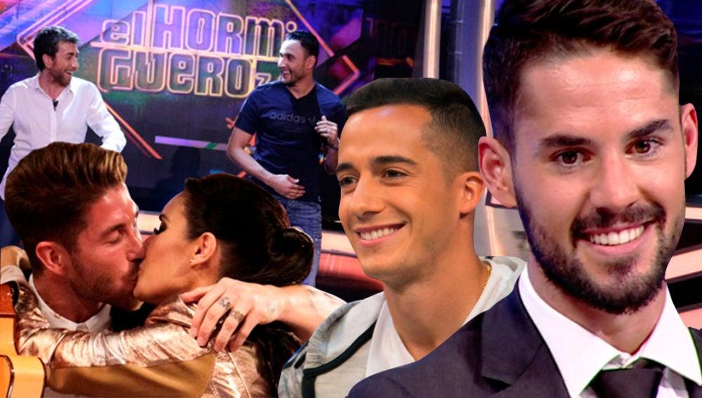 'El Hormiguero 3.0' más Champions: Los momentos en los que los jugadores del Real Madrid mostraron su lado más personal