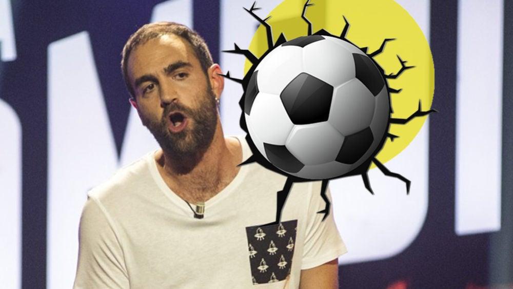 El sarcástico monólogo de Jon Plazaola sobre el fútbol