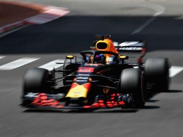 Ricciardo, en el Red Bull