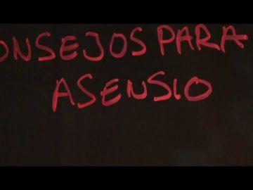 """Los consejos de los exentrenadores de Asensio para su futuro: """"Sé tú mismo"""""""