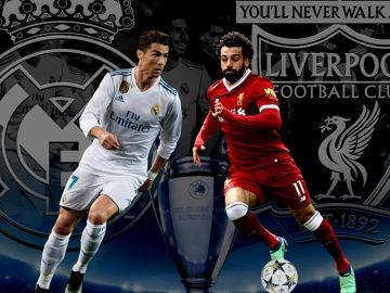 Cristiano vs Salah