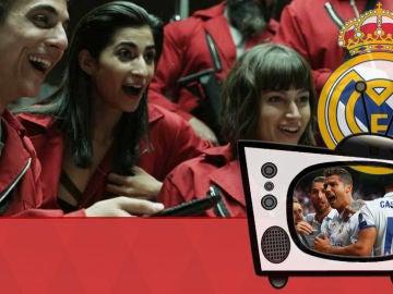 El 'guiño' de 'La casa de papel' al Real Madrid