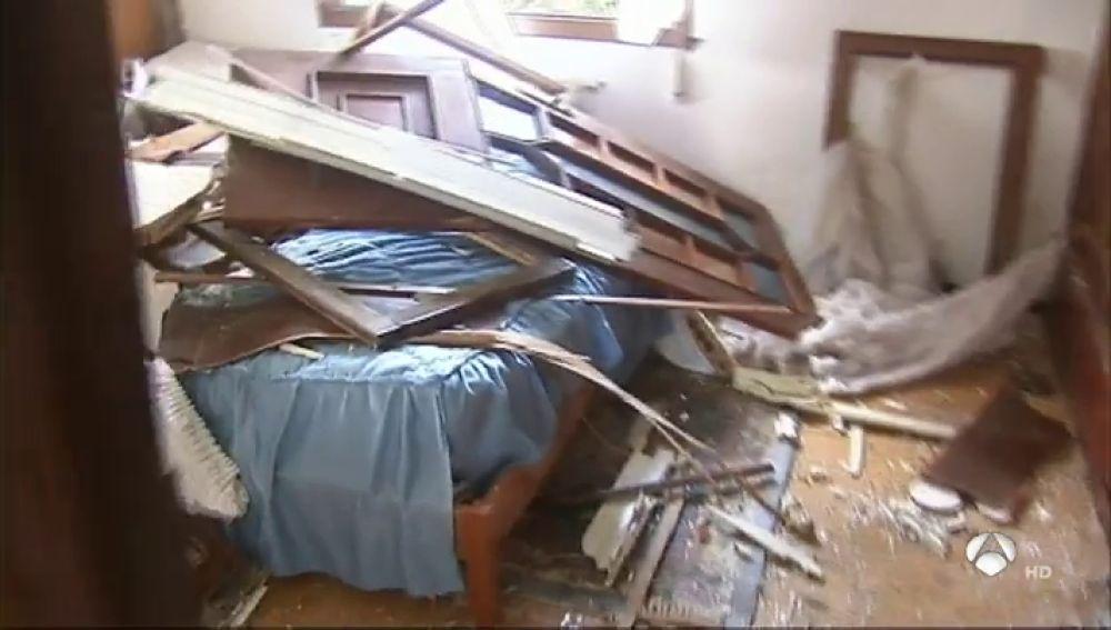 La juez insta desde hace meses al ayuntamiento de Tui a destruir la pirotecnia del detenido por la explosión