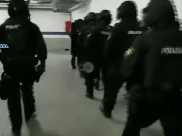 Operación de la Policía