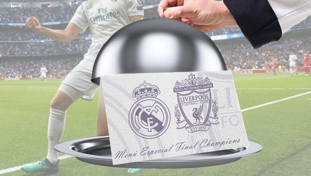 Las fáciles y deliciosas recetas para ver la final de la Champions League 2018 Real Madrid vs Liverpool