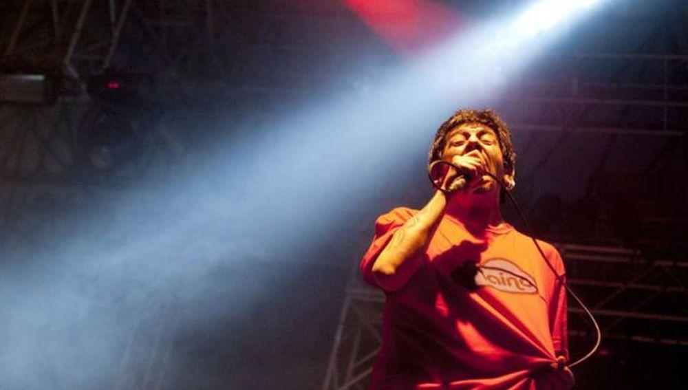Evaristo Páramos, exvocalista de 'La Polla Records'