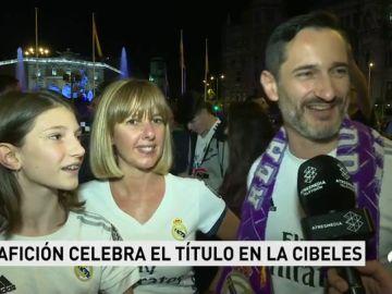 """La afición del Real Madrid eufórica: """"Bale es dios, hoy ha resuelto todas las dudas"""""""