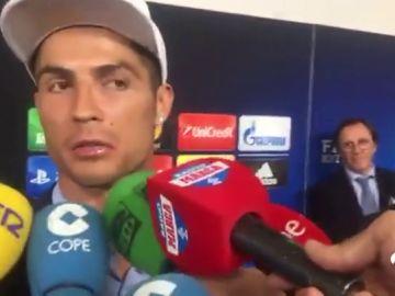 """El palo de Cristiano a Florentino Pérez: """" No tengo nada que hablar con él, saludo como un buen profesional que soy"""""""