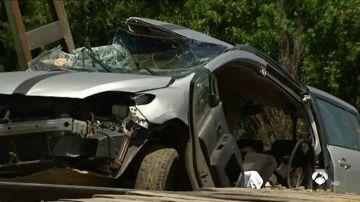 Tres muertos al ser arrollados por un tren de mercancías en Fontanar cuando viajaban en su coche