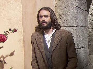 Isaac regresa a Puente Viejo roto de dolor