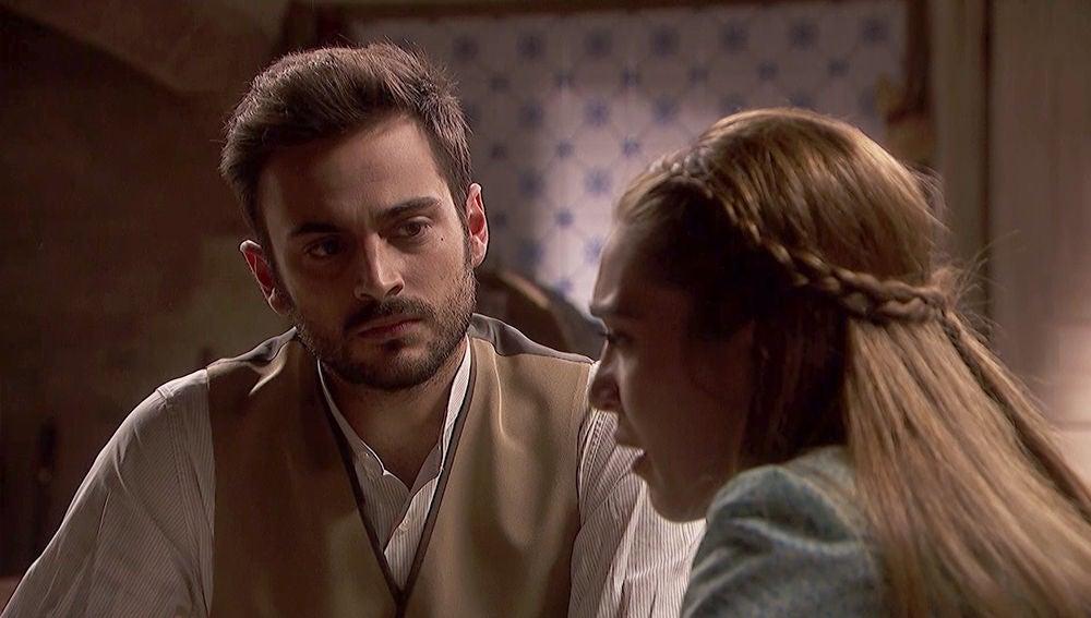 """Saúl, a Julieta: """"No sé qué le habremos hecho al destino para que sea tan cruel con nosotros"""""""