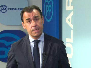 """Maillo subraya que hay """"cierre de filas"""" en el PP en torno a Rajoy, quien """"evidentemente"""" no va a dimitir"""